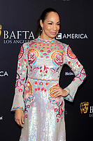 LOS ANGELES - JAN 6:  Amanda Brugel at the 2018 BAFTA Tea Party Arrivals at the Four Seasons Hotel Los Angeles on January 6, 2018 in Beverly Hills, CA