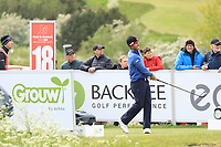 Edoardo Molinari (ITA) in action during the final round of the Made in Denmark presented by Freja, played at Himmerland Golf & Spa Resort, Aalborg, Denmark. 26/05/2019<br /> Picture: Golffile | Phil Inglis<br /> <br /> <br /> All photo usage must carry mandatory copyright credit (© Golffile | Phil Inglis)