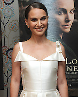 """NEW YORK, NY - August 15 :Natalie Portman  attends the New York screening for """" A )Tale of Love and Darkness"""" on august 15, 2016 at the Crosby Hotel in New York City.  Photo Credit:John Palmer/ MediaPunch"""