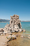 tufas, Mono Lake; Mono Basin National Forest Scenic Area, California, USA.  Photo copyright Lee Foster.  Photo # california120954