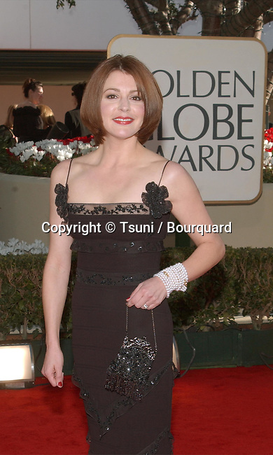 Jane Leeves arrives at the 2002 GOLDEN GLOBE AWARDS at the Beverly Hills Hilton in Beverly Hills, CA, Sunday, January 20, 2002.            -            LeevesJane03A.jpg