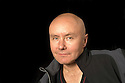 Irvine Welsh,Scotish novelist of Trainspotting. His new novel is The Bedroom Secrets of the Master Chefs. CREDIT Geraint Lewis
