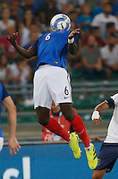 Paul Pogba  during the  friendly  soccer match,between Italy  and  France   at  the San  Nicola   stadium in Bari Italy , September 02, 2016<br /> <br /> amichevole di calcio tra le nazionali di Italia e Francia