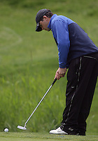 20 May, 2010:  Middle Tennessee State's Jason Millard putts his ball on hole nine of the NCAA Division I Regionals tournament Thursday at Gold Mountain Golf Course in Bremerton, WA.