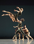2010 Mark Morris Dance Group<br /> L'Allegro, IL Peneroso Ed IL Moderato<br /> London Coliseum UK