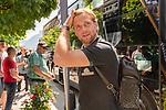 04.07.2019, Posthotel, Zell am Ziller, AUT, TL Werder Bremen - Posthotel Ankunft Tag 00<br /> <br /> im Bild / picture shows <br /> <br /> Niclas Füllkrug / Fuellkrug (Neuzugang Werder Bremen #11)<br /> <br /> Foto © nordphoto / Kokenge