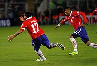 Selección Chilena 2011 Chile vs Perú