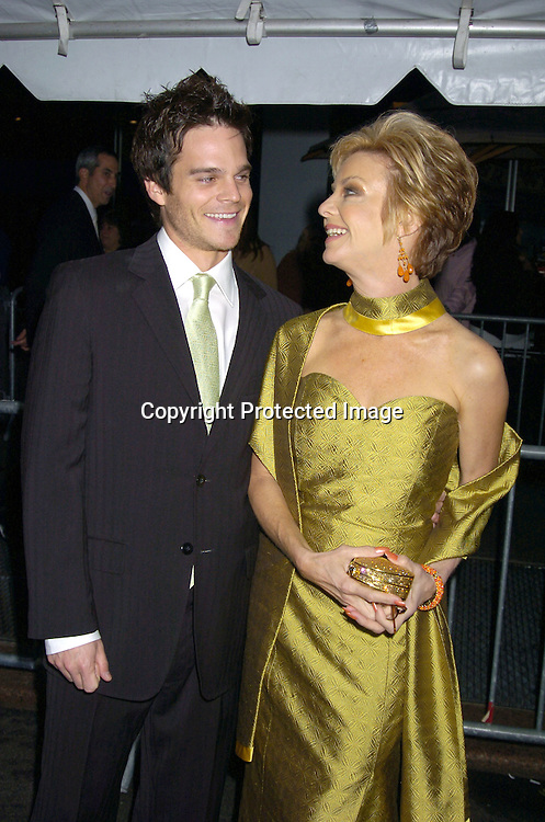 Greg Rikaart and Judith Chapman ..arriving at The 32nd Annual Daytime Emmy Awards ..at Radio City Music Hall on May 20, 2005...Photo by Robin Platzer, Twin Images
