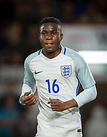 Ademola Lookman (Everton) of England U21 Ademola Lookman (Everton) of England U21 during the UEFA EURO U-21 First qualifying round International match between England 21 and Latvia U21 at the Goldsands Stadium, Bournemouth, England on 5 September 2017. Photo by Andy Rowland.