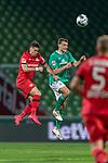 Maximilian Eggestein (Werder Bremen #35)<br /> <br /> Sport: Fussball: 1. Bundesliga: Saison 19/20: <br /> 26. Spieltag: SV Werder Bremen vs Bayer 04 Leverkusen, 18.05.2020<br /> <br /> Foto ©  gumzmedia / Nordphoto / Andreas Gumz / POOL <br /> <br /> Nur für journalistische Zwecke! Only for editorial use!<br />  DFL regulations prohibit any use of photographs as image sequences and/or quasi-video.