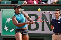 Sloane Stephens of USA during Day 12 of the French Open 2018 at Roland Garros on June 7, 2018 in Paris, France. (Photo by Baptiste Fernandez/Icon Sport)
