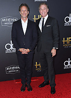 04 November 2018 - Beverly Hills, California - Steven Weber, Spencer Garrett. 22nd Annual Hollywood Film Awards held at Beverly Hilton Hotel. <br /> CAP/ADM/BT<br /> &copy;BT/ADM/Capital Pictures