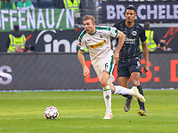 Christoph Kramer (Borussia Mönchengladbach) - 17.02.2019: Eintracht Frankfurt vs. Borussia Mönchengladbach, Commerzbank Arena, 22. Spieltag Bundesliga, DISCLAIMER: DFL regulations prohibit any use of photographs as image sequences and/or quasi-video.