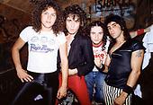 June 1982: Y&T - Marquee Club London