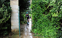 Picture by Simon Wilkinson/SWpix.com 05/09/2017 - Cycling OVO Energy Tour of Britain - Stage 3 Normanby Hall to Scunthorpe - the start at Normanby Hall, Lincolnshire<br /> Geraint Thomas
