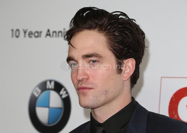 Los Angeles, CA - NOVEMBER 05: Robert Pattinson at The 10th Annual GO Campaign Gala in Los Angeles At Manuela, California on November 05, 2016. Credit: Faye Sadou/MediaPunch