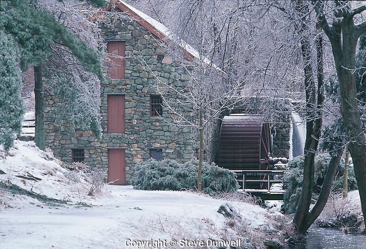 Wayside Grist Mill, Sudbury, MA