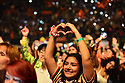 CORAL GABLES, FL - FEBRUARY 07: Atmosphere during South Korean Boy band Stray Kids performs on stage during Stray Kids World Tour 'District 9 : Unlock' in Miami at Watsco Center on February 7, 2020 in Coral Gables, Florida. ( Photo by Johnny Louis / jlnphotography.com )
