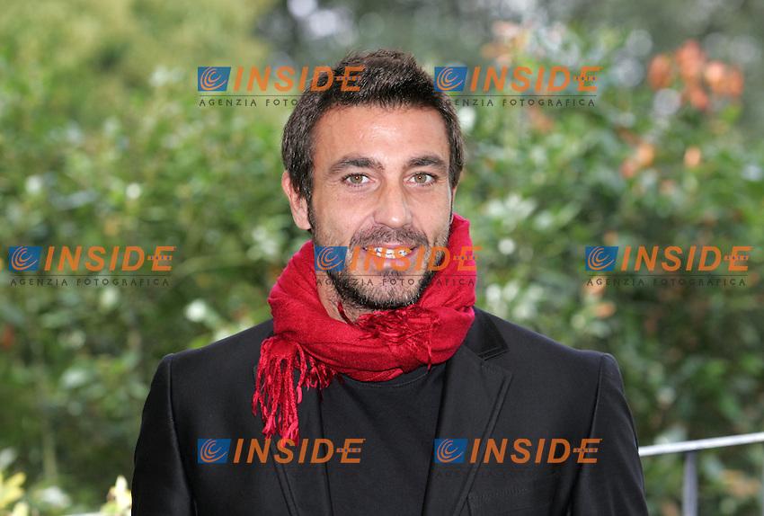 """DANIELE LIOTTI.Roma 05/10/2010 Photocall della fiction Mediaset """"Le due facce dell'amore""""..Photo Samantha Zucchi Insidefoto"""