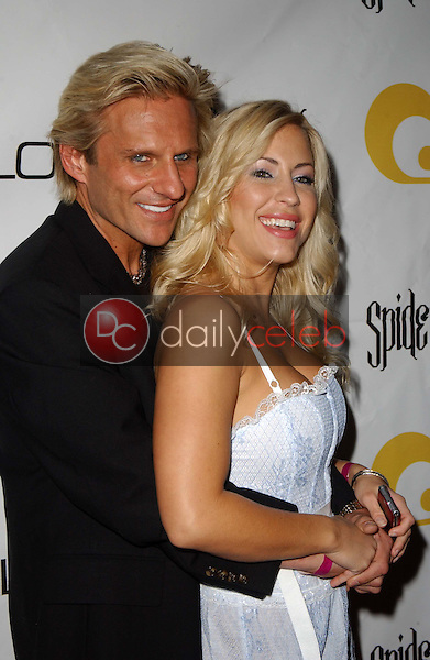 C.C. Deville and Shannon Malone<br />at the Larpy Awards. Avalon, Hollywood, CA. 04-30-06<br />Dave Edwards/DailyCeleb.com 818-249-4998