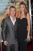 WESTWARD, CA - OCTOBER 8: Josh Brolin, Kathryn Boyd at the Only The Brave World Premiere at the Village Theater in Westwood, California on October 8, 2017. <br /> CAP/MPI/DE<br /> &copy;DE/MPI/Capital Pictures