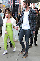 NEW YORK, NY - March 07: Maren Morris seen while on promotion for her new album Girl and Girl The World Tour in New York City on March 07, 2019 <br /> CAP/MPI/RW<br /> &copy;RW/MPI/Capital Pictures