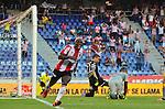 Atletico Junior derroto 3x1 al Independiente Santa Fe<br /> en el partido vuelta de los 4tos de la liga del torneo Clusura del futbol Colombiano