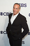 Peter Onorati arrives at the CBS Upfront at The Plaza Hotel in New York City on May 17, 2017.