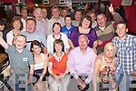 Silver Surprise - Mike & Ann Guerin from Ardoughter, Ballyduff seated centre having a wonderful time with friends and family at their surprise 25th Wedding Anniversary Party held in Browne's Bar, Ballyduff on Saturday night......................................................................................................................................................................................................................................................................................................................... ............