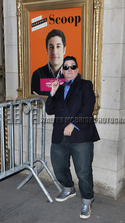 Lea Delaria attends the Broadway Opening Night performance of 'The Heidi Chronicles' at The Music Box Theatre on March 19, 2015 in New York City.