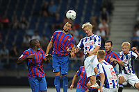 VOETBAL: HEERENVEEN: 02-08-2014, Abe Lenstra Stadion, SC Heerenveen - Levante, oefenduel uitslag 0-1, Thomas Dalgaard, ©foto Martin de Jong