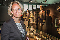 Marianne Alfsen, picture and text editor. The new Narvik War Museum, officially opened on Aug 22, 2016. The museum focus on the German attack on Narvik April 9. 1940, and the subsequent war. <br /> <br /> The 'Nordland Red Cross War Memorial Museum' in Narvik was established by Nordland Red Cross in 1964 and has stayed open till April 2016. From 2014 The Narvik Centre of War and Peace foundation has been running the museum. The museum has received numerous artifacts from benefactors in many countries. The historic collection includes a wide range of items, ranging from a Hotchkiss light tank, 75 mm field canons, weapons, uniforms to stamps. The museum also has an extensive library and archive.