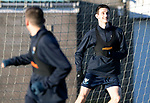 St Johnstone Training&hellip;28.12.18    McDiarmid Park<br />Scott Tanser pictured during training this morning ahead of tomorrow&rsquo;s game at Dundee.<br />Picture by Graeme Hart.<br />Copyright Perthshire Picture Agency<br />Tel: 01738 623350  Mobile: 07990 594431
