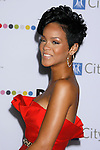 SANTA MONICA, CA. - October 15: Recording artist Rihanna arrives on the Red Carpet of the 2008 Spirit Of Life Award Dinner on October 15, 2008 in Santa Monica, California.