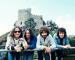 10cc 1975 Eric Stewart Lol Creme Kevin Godley and Graham Gouldman<br /> © Chris Walter