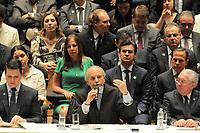 SÃO PAULO,SP,18.12.2018 - DIPLOMAÇÃO-SP - presidente do (TRE-SP) Carlos Eduardo Cauduro Padim durante cerimonia de diplomação dos candidatos eleitos para assumir o cargo em janeiro 2019. A cerimonia foi realizada na sala Sao Paulo nesta terça-feira, 18. (Foto Dorival Rosa/Brazil Photo Press)