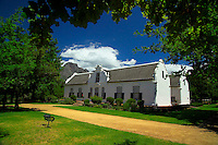 STELLENBOSCH, SOUTH AFRICA, NOVEMBER 2004. The Stellenbosch region is crammed with some of the best wine estates in the world. Photo by Frits Meyst/Adventure4ever.com