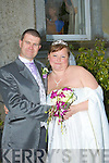 John Parker who married Natasha Egli on Saturday form filled out....