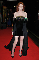 Eleanor Tomlinson at the BAFTAs fundraising gala dinner & auction, The savoy Hotel, The Strand, London, England, UK, on Friday 08th February 2019.<br /> CAP/CAN<br /> ©CAN/Capital Pictures