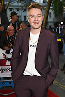 """LONDON, UK. October 03, 2018: Roman Kemp at the premiere of """"Johnny English Strikes Again"""" at the Curzon Mayfair, London.<br /> Picture: Steve Vas/Featureflash"""