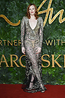 Karen Elson<br /> arriving for The Fashion Awards 2018 at the Royal Albert Hall, London<br /> <br /> ©Ash Knotek  D3466  10/12/2018