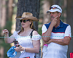 A photograph taken during the American Century Championship at Edgewood Tahoe Golf Course in Stateline, Nevada, Sunday, July 15, 2018.