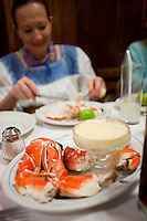 Danubio cantina/restaurant Centro Historico, Mexico City, Mexico. Aromas y Sabores with Chef Patricia Quintana