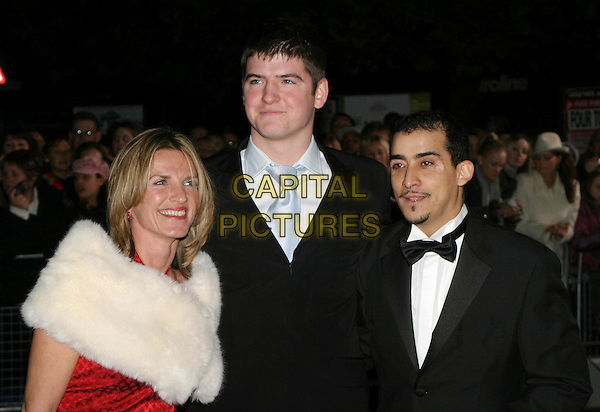 ROBYN MOORE, JAMES ALEXANDROU & RAY PANTHAKI.EASTENDERS.National Television Awards, Royal Albert Hall.www.capitalpictures.com.sales@capitalpictures.com.© Capital Pictures.