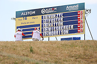 Jaco Van Zyl (RSA) has the edge of the field during Round Three of the 2015 Alstom Open de France, played at Le Golf National, Saint-Quentin-En-Yvelines, Paris, France. /04/07/2015/. Picture: Golffile | David Lloyd<br /> <br /> All photos usage must carry mandatory copyright credit (© Golffile | David Lloyd)