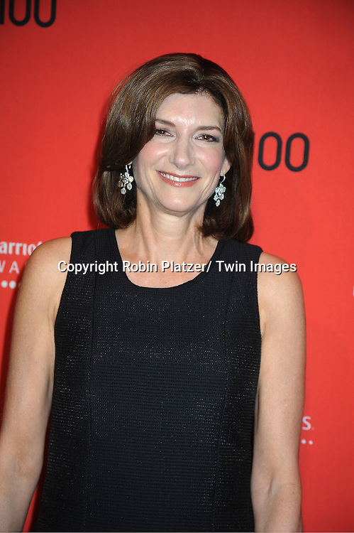 Lauren Lang attends The Time 100 Most Influential People in the World Gala on April 24, 2012 at Frederick P Rose Hall at Lincoln Center in New York City. .