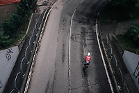 Eg Niklas (DEN/Trek-Segafredo)<br /> <br /> stage 16: Trento &ndash; Rovereto iTT (34.2 km)<br /> 101th Giro d'Italia 2018