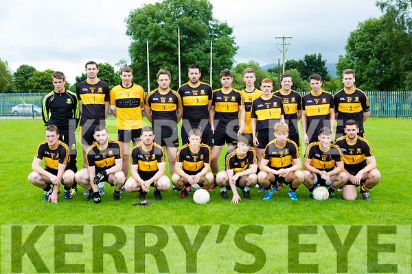 The  Dr Crokes team that played Renard in Lewis Road on Sunday