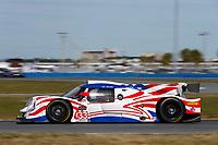 IMSA Prototype Challenge<br /> The Roar Before the Rolex 24<br /> Daytona International Speedway<br /> Daytona Beach, FL USA<br /> Friday 5 January 2018<br /> 33, Lance Willsey (M), LMP3, Ligier JS P3<br /> World Copyright: Jake Galstad<br /> LAT Images