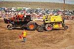 Lind, Wash. 24th Combine Demolition Derby